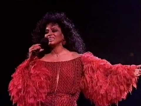 Diana Ross Missing You