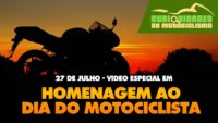 Homenagem ao Dia do Motociclista